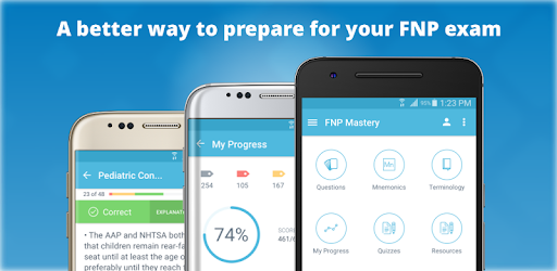 ★★★★★ Take the FNP with confidence with the #1 Nursing Education App Company!