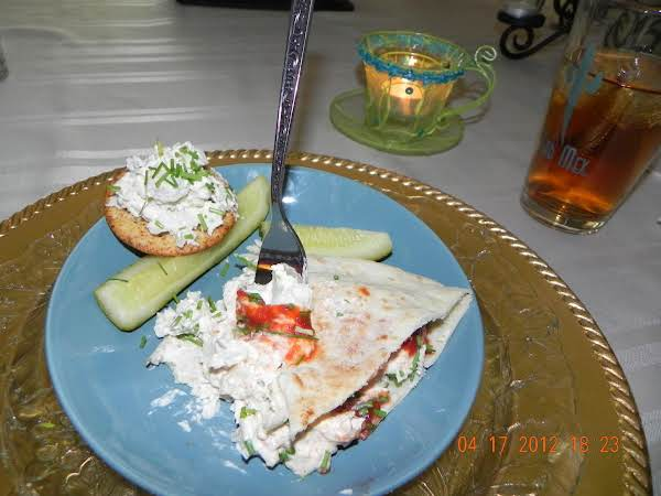 Cool & Creamy Crabby Salad With Zing