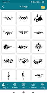 Download Tattoo Photo Editor & Maker - Tattoo On My Photo For PC Windows and Mac apk screenshot 5