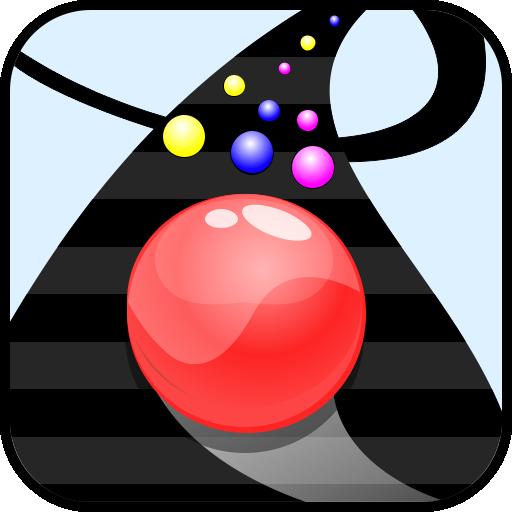 Color Balls Road (game)