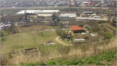 Photo: Turda - Cimitirul Turda-Veche - Vedere panoram - 2019.03.31