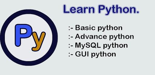 Learning python programing : python tutorials