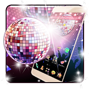 App Neon Light Dancing Party Theme APK for Windows Phone