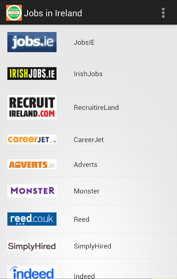 Jobs in Ireland - Dublin- screenshot