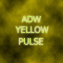 ADW FogGy Yellow Pulse Theme icon