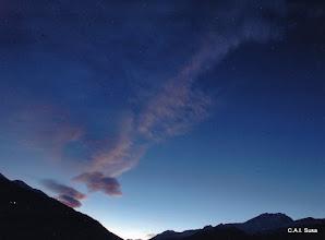 Photo: Luca Malengo - Drago di nuvole - Urbiano , Mompantero