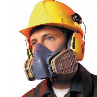 Cấu tạo và chức năng của mặt nạ phòng độc 3m chính hãng và dây đai an toàn