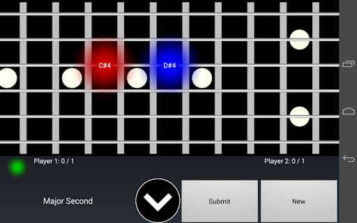 Guitar Ear Trainer  screenshots 7