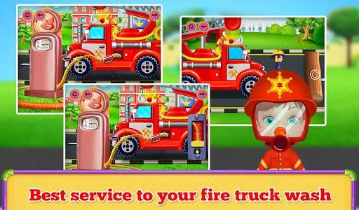 Firefighters Fire Rescue Kids  screenshots 2