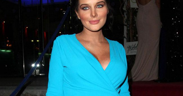 Helen Flanagan is pregnant
