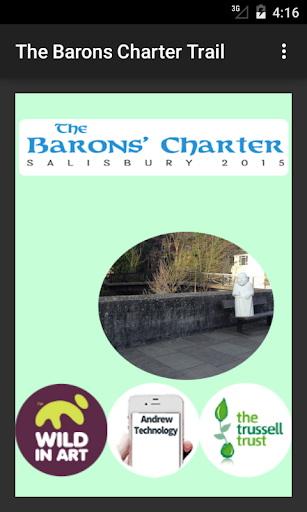 The Barons' Charter Trail