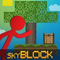 Stickman vs Multicraft: Skyblock Craft icon