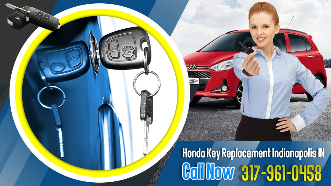 Honda Key Replacement Indianapolis IN - ( 30% OFF ) Lost Car