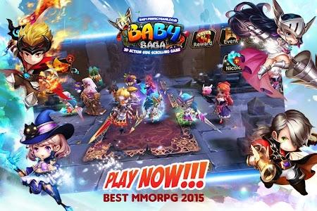 Baby Saga v1.6.0 Mega Mod