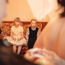 Wedding photographer Vadim Leontev (paintfort). Photo of 22.11.2014