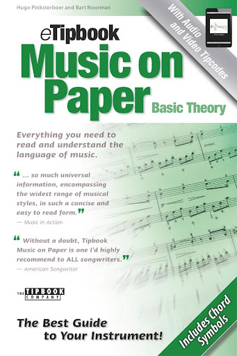 eTipbook Music on Paper