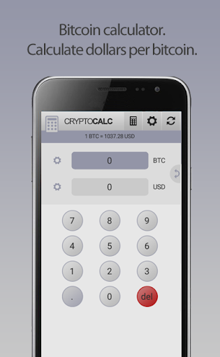 Crypto Currency & Bitcoin Calculator  screenshots 6