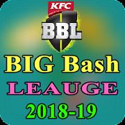 Big Bash League 2018-19 Match Schedule Live Score