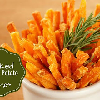 Sweet Potato Fries Topping Recipes