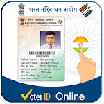 Voter ID Online Services Free Icon