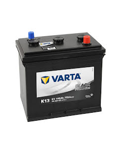 Batteri K13 PROmotive black VP140 6V - 140Ah