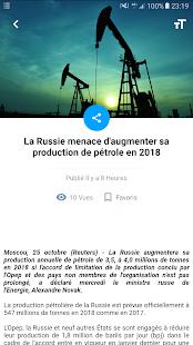 Boursenews Maroc - náhled