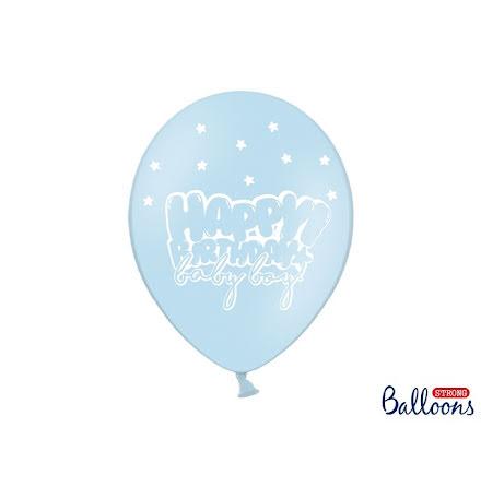 Ballonger - Happy birthday baby boy