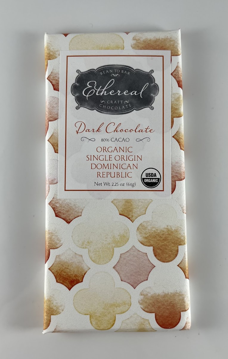 Organic Single Origin Dominican Republic Dark Chocolate