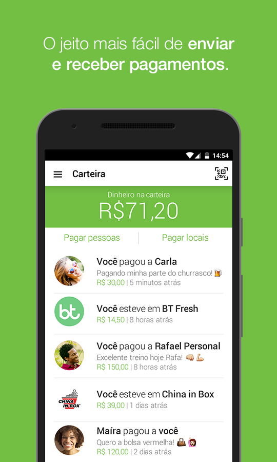 PicPay - Carteira Digital- screenshot