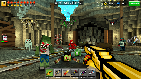 Pixel Gun 3D (Pocket Edition) 11.2.4 [Mod Money Level] Apk + Data
