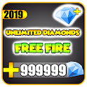 Guide for Free Fire Coins & Diamonds icon