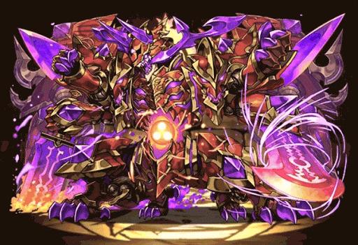 獄刃の龍機神・バルディン