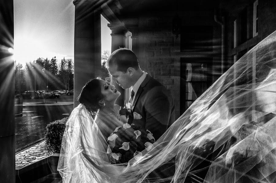 Wedding photographer Marcin Karpowicz (bdfkphotography). Photo of 08.11.2015