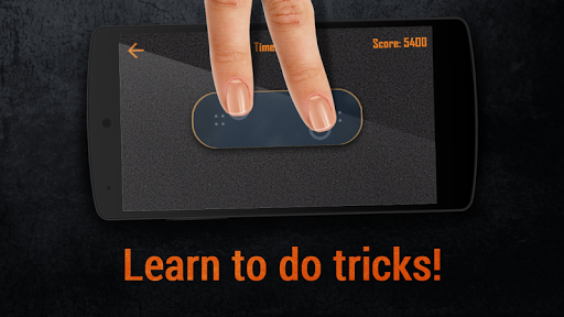 無料体育竞技AppのSkateboard for Fingers|記事Game