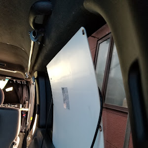 ハイエースバン TRH216K SUPER-GLのカスタム事例画像 まーたんパパ【from SQUID】さんの2020年07月12日16:37の投稿