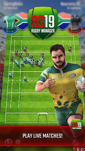 Rugby Champions 19 0.82 screenshots 1