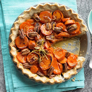 Candied Sweet Potato Pie Recipes