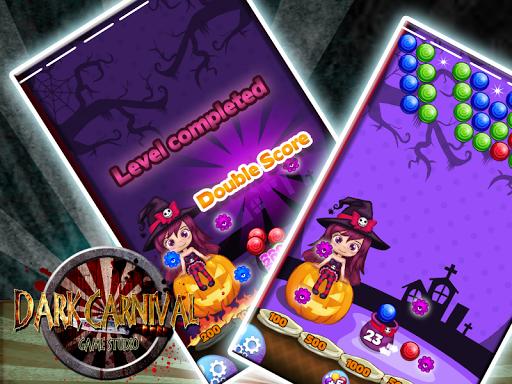 Sweet Halloween Bubble Witch|玩策略App免費|玩APPs
