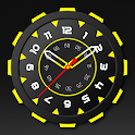 Analog Clock Live Wallpaper 2020 4K Backgrounds HD icon
