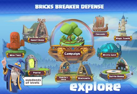 Spell Bounce: Bricks Breaker RPG MOd Apk (No Ads) 3