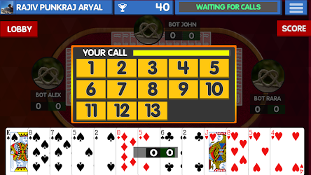 Call Break Card Game APK Download – Free Card GAME for Android 7