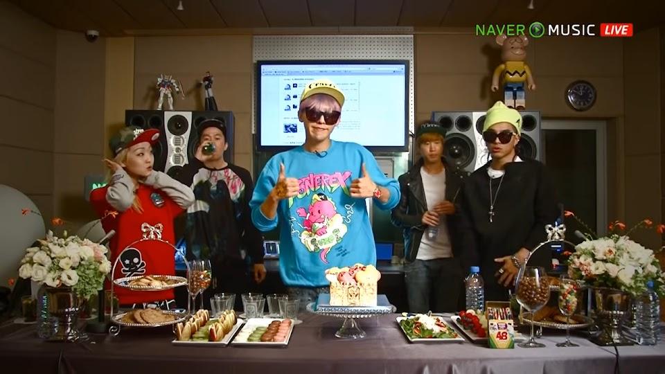 G-DRAGON - 1st Mini Album COUNTDOWN LIVE (Rerun w_ Eng. subs) 24-6 screenshot