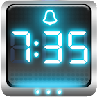 Alarm Clock Neon icon
