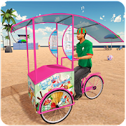 Free Beach Ice Cream Delivery Boy APK for Windows 8