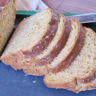 Molasses Oat Sandwich Bread