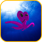 Octopus Alien Adventure