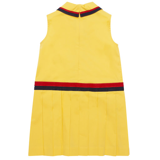 Thumbnail images of Gucci Sleeveless Bow Dress