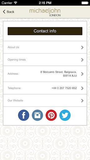 michaeljohn London|玩生活App免費|玩APPs