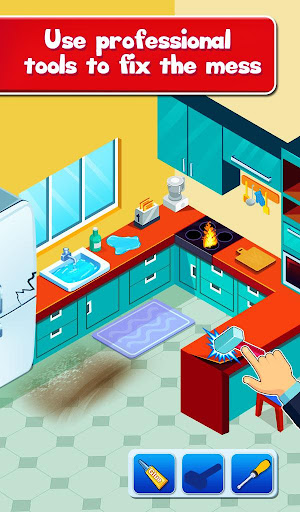 Fix It - Repair and Renovate Your Dream Home android2mod screenshots 5