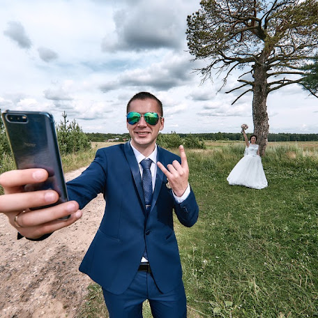 Wedding photographer Vladimir Girev (GireV). Photo of 06.11.2017